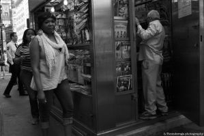 The Newsstand by hticonderoga