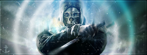 Dishonored Signature Banner by xXDeeJay