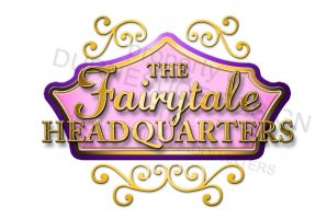 Logo for The Fairytale Headquarters by Durnesque