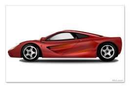 McLaren by aliather