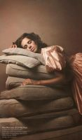 Fairytale Series: Princess and the Pea by SlevinAaron