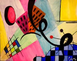 Kandinsky Inspired...Mess by alsartist92