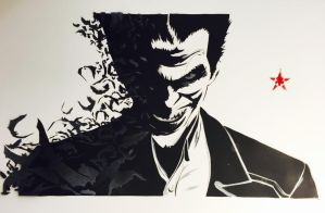 ::the.joker.two:: by josiahbrooks