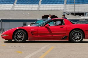 Z06 Red White and Blue by rimete