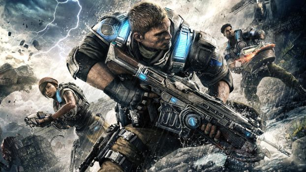 Gears of war 4 by vgwallpapers