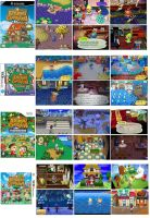 Animal Crossing History Comparison by Chaoslink1