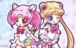 Sailor Moon Super S wallpaper by Akage-no-Hime