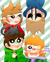 Eddsworld! by SachikoChii