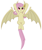 Flying Flutterbat by Magister39