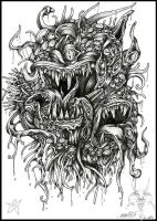 Azathoth by Barguest