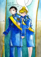 Roy/Riza 9 by Joanther