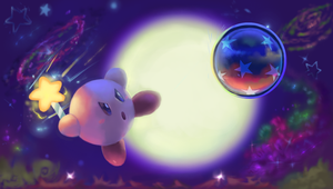 Kirby final fight by verrmont