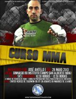 Curso MMA con Jose Antelo Wallpaper by Castivaz