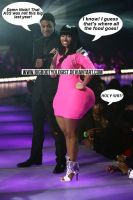 Nicki Minaj Big Butt Comic by BigBootyologist