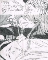 The Undertaker: For My Yuu-chan by xBrixAnimeJunkie8D
