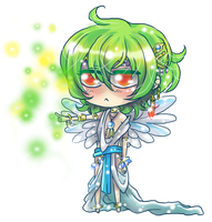 Litriuil chibi by MMtheMayo