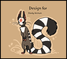 Design for Dandy-Vectrum by griffsnuff
