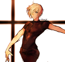 Yuri On Ice : Yuri Plisetsky by Sygios
