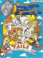 Tails Fanart Contest Submission by Spectrumelf