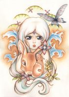 The Lady Amalthea by JessicaDunn