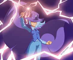 Trixie the Great and Powerful by Batonya12561
