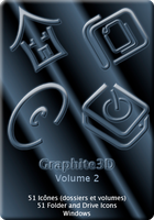 Graphite3D, Volume 2 - Windows by mulletrobz