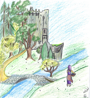 2016 Challenge - May - Medieval Castle by Tamuril2