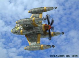 VTOL FLY PAST by CUTANGUS