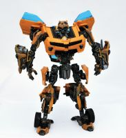 Transformers Battle Blades Bumblebee custom 01 by SolidAlexei