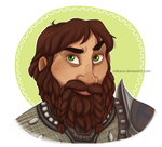 :Commission: Smug Dwarf by Mikaces