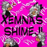 Xemnas Shimeji by Onyx-Art