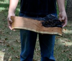 Mesquite Tray Bottom Finished by lamorth-the-seeker