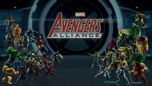 Avengers Alliance | Wallpaper by Squiddytron
