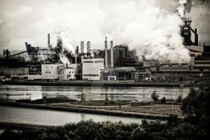 Steel Plant by melissa3339