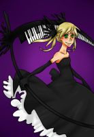 Soul Eater Chapter 111   Maka And Scythe Soul by epicminion