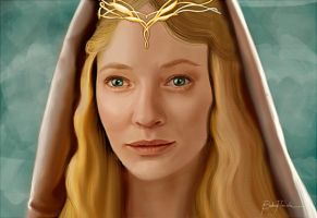 Galadriel by barbaraplanche