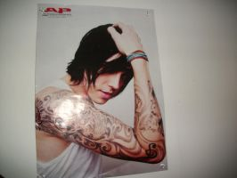 Sleeping With Sirens fans.POSTER GIVEAWAY by dubsteps