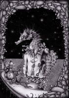 ...I come from the silver sea by the-surreal-arts