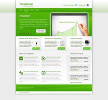 Website Design by Nailed-Dead
