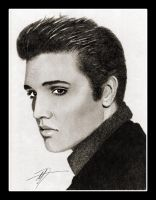 elvis by tearsinrain