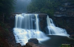 Blackwater Falls by TRBPhotographyLLC