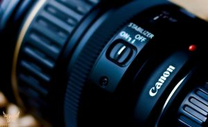Canon Lens by lee-sutil