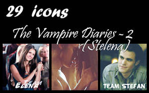 Icons: TVD - 002 -Stelena by Relie