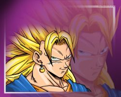 Vegeth ssj3 by alessandelpho