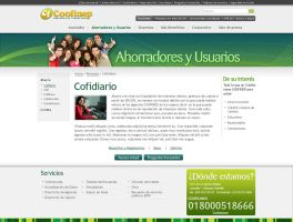 Coofinep content page by camilojones