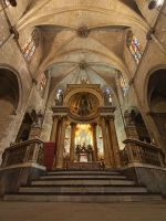 Church of Sants Just i Pastor by da-phil