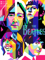 The Beatles on WPAP by iwanuwun