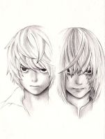 Near and Mello by yuraland