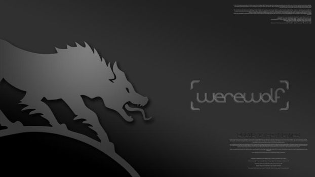 Werewolf PMC Wallpaper by DigitalInstinct