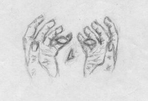 These Hands by kameel